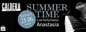 Jazz Night along with Anastasia Live Performance