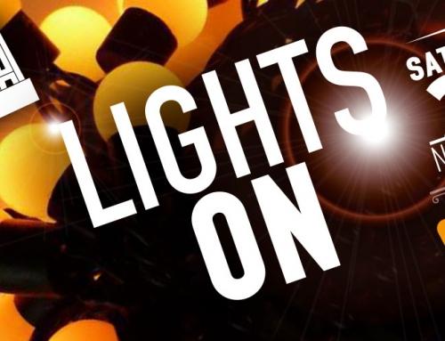 Lights On – 28.11.2015