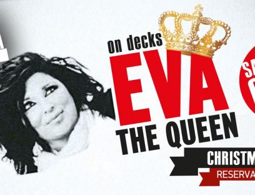 Eva The Queen on decks – 02.01.2016