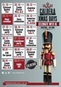 Celebrate with us this Christmas