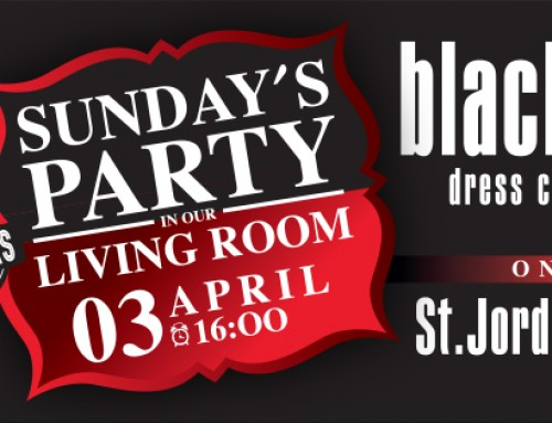 Black & White Party // at Caldera // Sunday 03.04