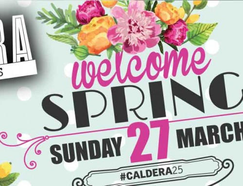Welcome Spring 2016 – 27.03.2016